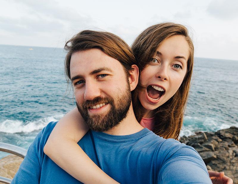 Viaggiare in coppia